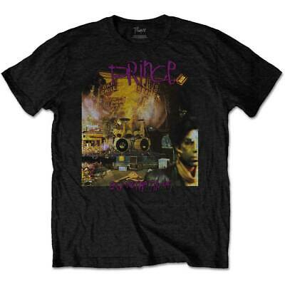 Prince Sign O' The Times Rock Official Tee T-Shirt Mens