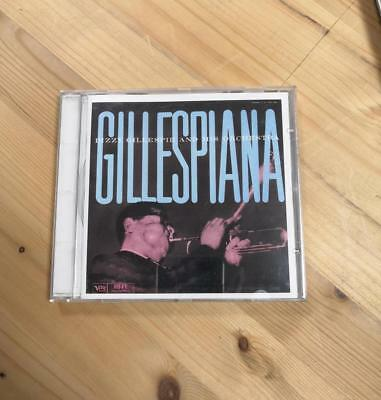 Gillespiana Dizzy Gillespie And His Orchestra Cd Verve Records