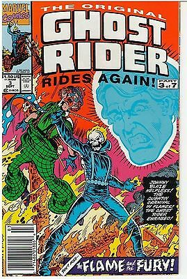 The Original Ghost Rider Rides Again #3  BOTH VARIATIONS  NEVER READ  BAGGED