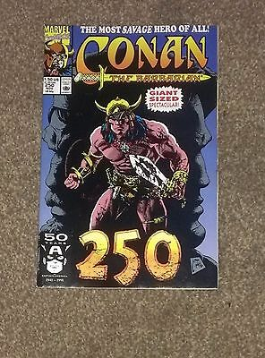 Conan the Barbarian #250 Giant-sized Marvel Comics (1991) NM-