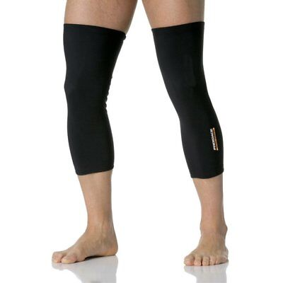 1x 2x Pack Knee/Leg warmer Brace Support Compression Knee Guards Sports Sleeve
