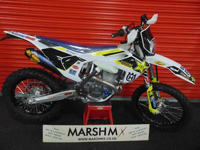 Husqvarna FE 250 / 350 / 450 2019 Model, Race Edition with 900 FREE PARTS!!