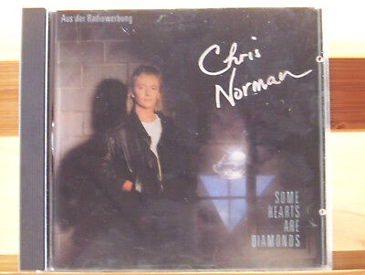 CD -  Chris Norman / Dieter Bohlen - SOME HEARTS ARE DIAMONDS -  © 1986 Ariola