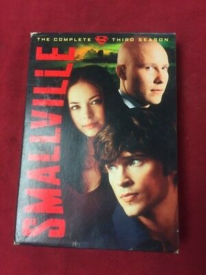 Smallville Season 3 (Psl010603)