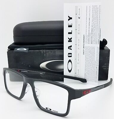8504ab909e NEW Oakley Chamfer 2.0 Asian RX Prescription Glasses Pavement OX8071-0354  54mm