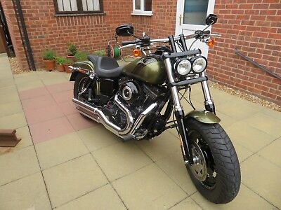 2016 HARLEY-DAVIDSON FXDF Dyna FAT BOB  Excellent  condition REDUCED