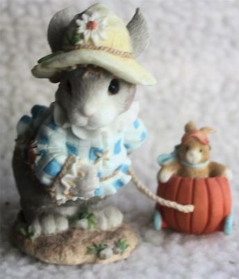My Blushing Bunnies-Enesco - Wherever We Go, Blessings Always Follow