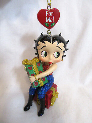 Danbury Mint ~ FOR ME ~ Betty Boop Hanging Ornament