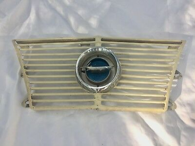 Vintage Rare 1966 Plymouth Barracuda Front End Grille With Emblem Original Part