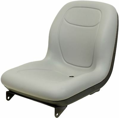 Ford New Holland Gray Boomer Seat Fits TC25 TC33 TC35 2030 3040 T1510 See notes!