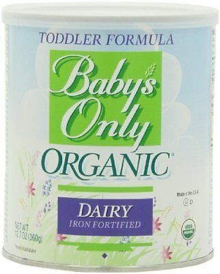 Baby's Only Organic Dairy Toddler Formula