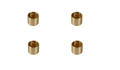 set of 4 Imperial Plain Oilite Bearing Bush 5/8 x 3/4 x 1/2inch