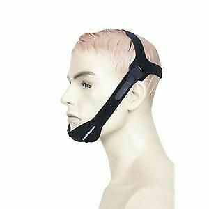 Breathewear Halo Chin Strap ''Black, 1 Count''