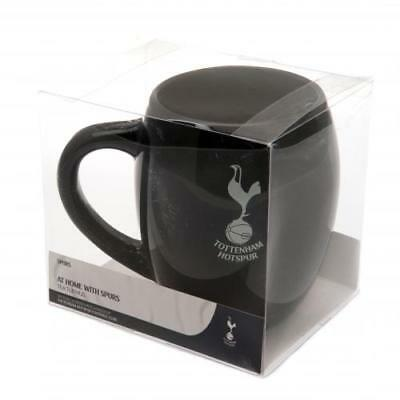 Tottenham Hotspur FC Tea Tub Mug Cup Coffee Ceramic In Clear Gift Pack New Xmas