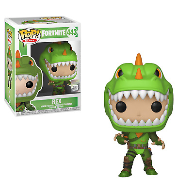 Funko POP! Fortnite: Rex #443