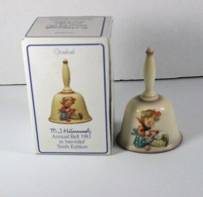 Hummel Goebel 1983 Annual Bell Seventh Edition Hum 705