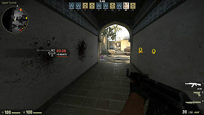 Counter Strike Global Offensive (CS GO) Private External Hack VAC safe TRIAL