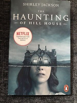 The Haunting of Hill House by Shirley Jackson New Paperback Book