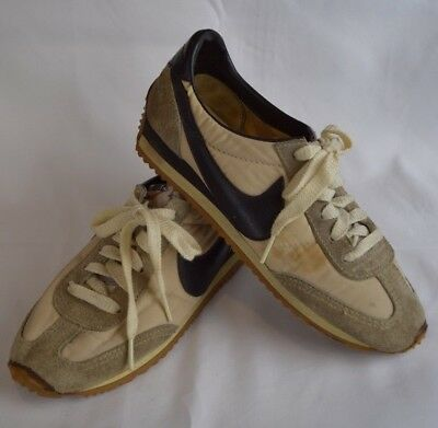 acaef154e9ac VINTAGE NIKE CORTEZ Running Shoes 70s 80s Suede Tan Brown Women s 7 ...