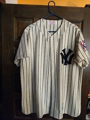 new style e133d c404c MITCHELL AND NESS New York Yankees Joe DiMaggio Jersey 1939