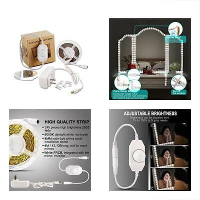 Litake LED Rope Lights Light Strip Kit With Dimmer And Power Supply, 240 Units