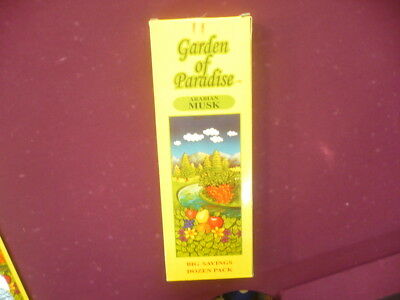 Paradise Flower Incense Sticks 50 grams Bulk from India Hand Rolled Limited