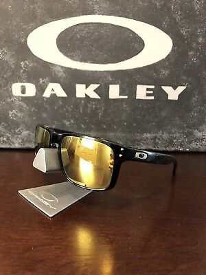 ddf19be45f Oakley Holbrook Shaun White Polished Black 24k Gold Iridium OO9102-08