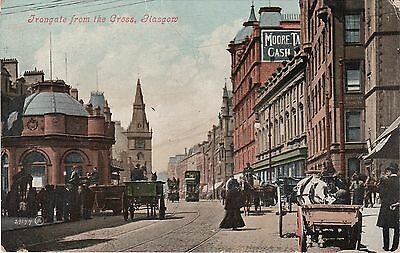Trongate From The Cross, GLASGOW, Lanarkshire