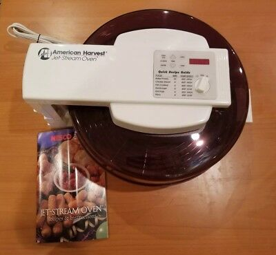 NEW American Harvest JET STREAM Oven JS 3500T 1500W Digital Timer
