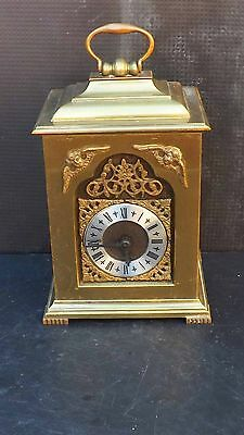 Bracket Clock by Rotherham of Coventry.