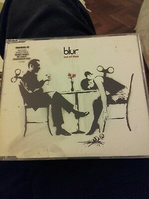 Blur : Out Of Time 2003 Single CD