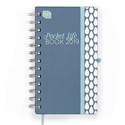 Boxclever Press 2019 Pocket Life Book. Agenda tascabile, planner