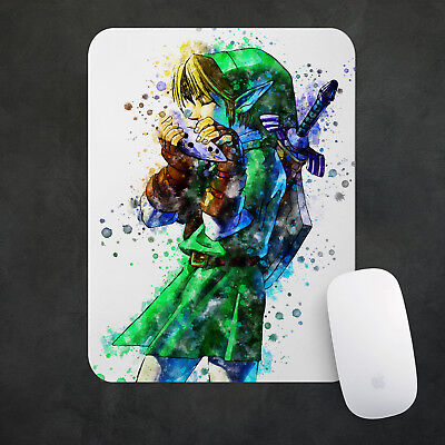 Legend of Zelda Mouse Pad  Gaming Mousepad 38x48cm Desk Mat PC Game Gift n040
