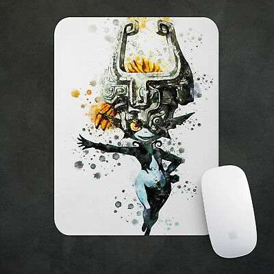 Legend of Zelda Mouse Pad  Gaming Mousepad 38x48cm Desk Mat PC Game Gift n036