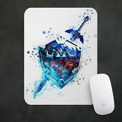 Legend of Zelda Mouse Pad  Gaming Mousepad 38x48cm Desk Mat PC Game Gift n032