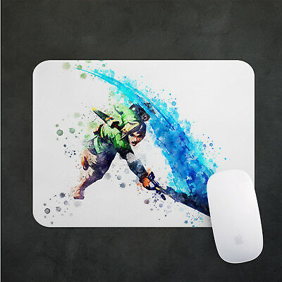 Legend of Zelda Mouse Pad  Gaming Mousepad 38x48cm Desk Mat PC Game Gift n025