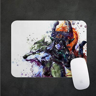 Legend of Zelda Mouse Pad  Gaming Mousepad 38x48cm Desk Mat PC Game Gift n021
