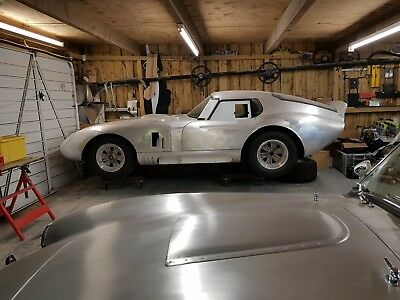 Ac Cobra 289 Fia Daytona Coupe Toolroom Replica