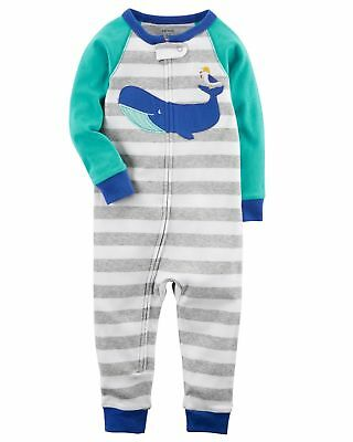 a63733578 CARTER S BABY BOYS  1-Piece Snug Fit Footless Cotton Pajamas ...