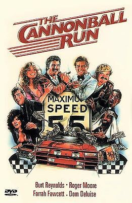 NEW--Cannonball Run (DVD, 1981) BURT REYNOLDS