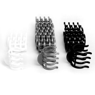 NEW Remington Ionic Hot Rollers H-5600 KF-20I KF-201 REPLACEMENT Plastic Clips