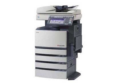 Colour Photocopier Toshiba eStudio 453c A3 Scanner Printer MFC MFP Copier