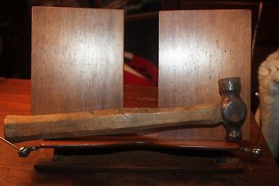 Antique CM McClung Hardware Knoxville, Tennessee Ball Peen Hammer