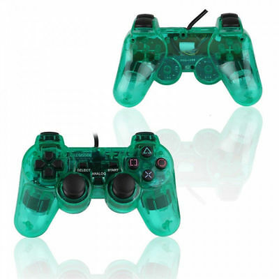 Wired Gamepad Gaming Controller joypad Remote Controll For PS2 Playstation 2