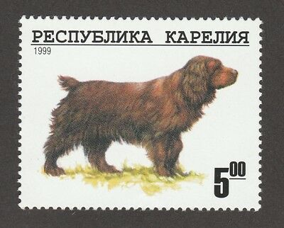 SUSSEX SPANIEL *Int'l Dog Stamp Collection*Great Gift Idea*