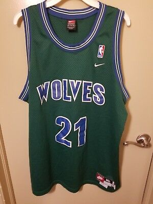 huge selection of b5b43 d5891 kevin garnett retro jersey