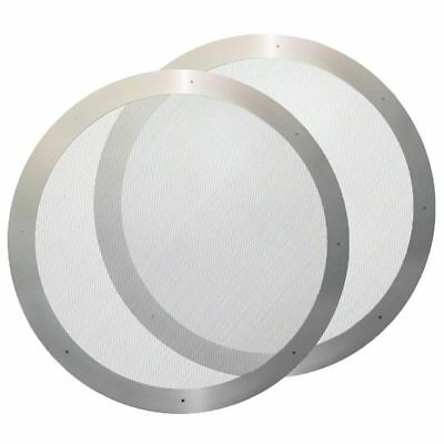 2 Coffee Metal Filter-Reusable Stainless Steel Filter for Aeropress Coffee Ma I4