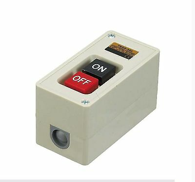 Power Pushbutton Switch TBSP-330 3P 30A 3.7KW New