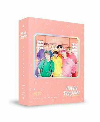 BTS 4th MUSTER Happy Ever After DVD 3Disc+Photobook+Photocard+Free Gift