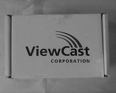 New ViewCast Osprey 500DV Rev A Video Capture Streaming Media Card with Cable